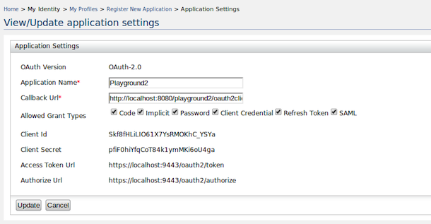 Securing your Web Service with OAuth2 using WSO2 Identity Server