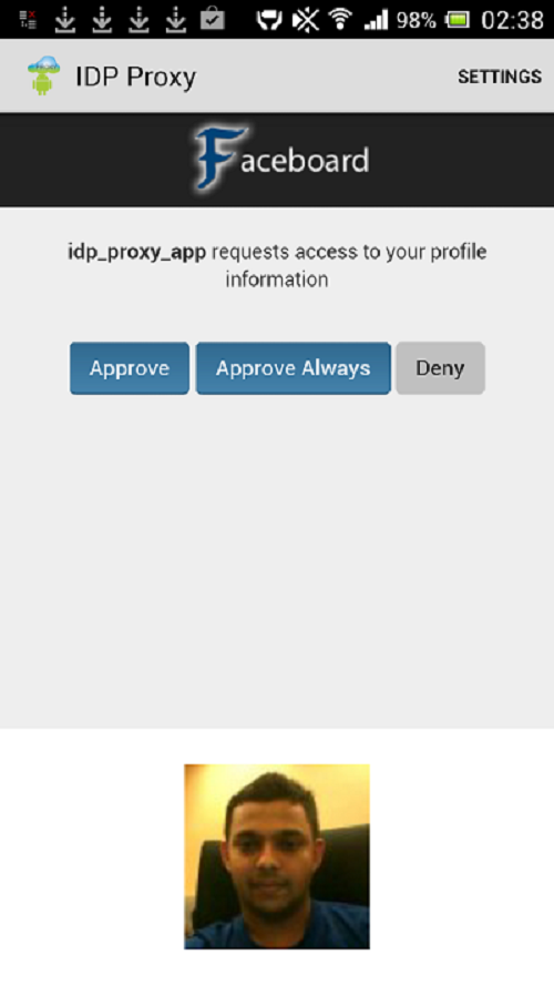 SSO for Native Mobile Applications with WSO2 Identity Server