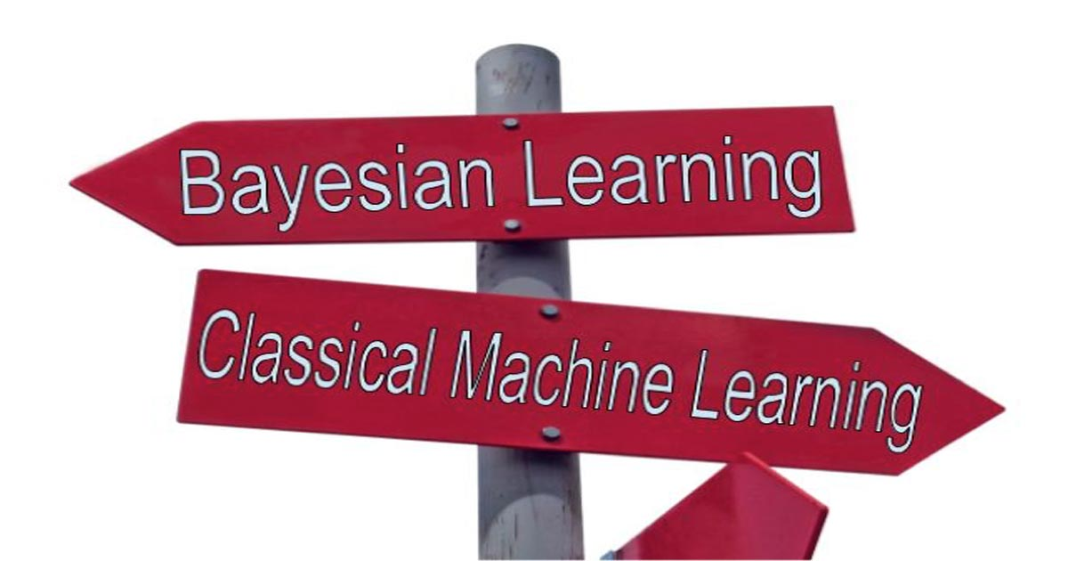 Comparing Bayesian and Classical Learning Techniques for Solving