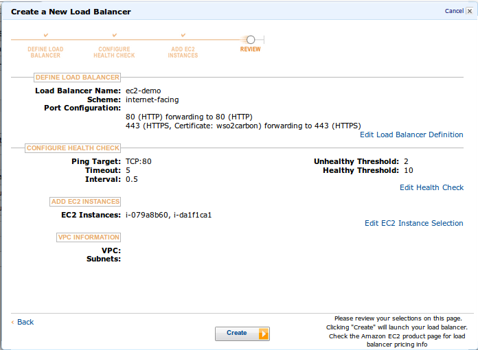 How to Make WSO2 Elastic Load Balancer highly available through AWS