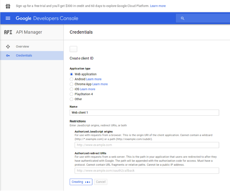 Article] How To Setup a WSO2 API Manager Store Login with Google
