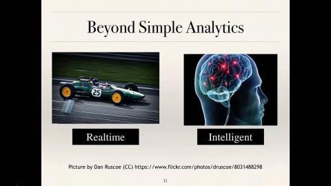 Transforming a Business Through Analytics