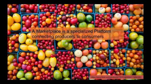 API Marketplaces: Centers of Innovation for your Digital Enterprise