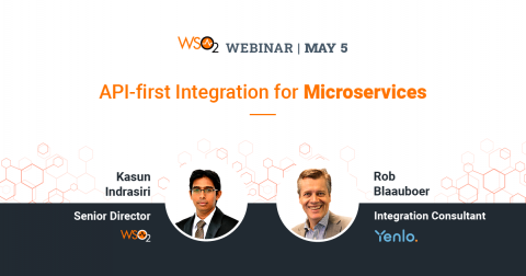 API-first Integration for Microservices