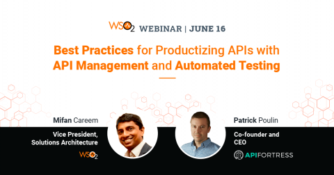 Best Practices for Productizing APIs with API Management and Automated Testing