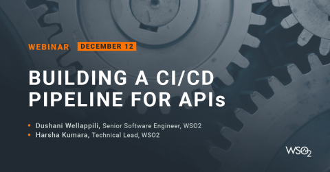 Building a CI/CD Pipeline for APIs