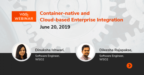 Container-native and Cloud-based Enterprise Integration