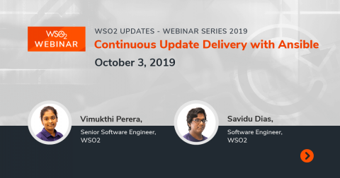 Continuous Update Delivery with Ansible