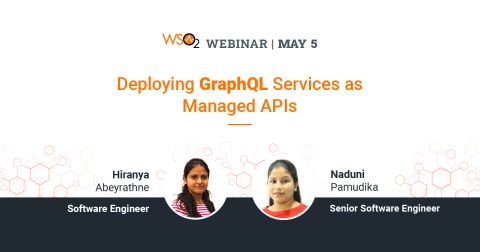 Deploying GraphQL Services as Managed APIs