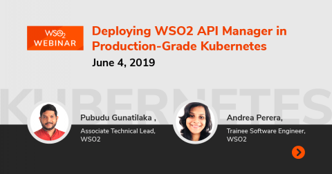 Deploying WSO2 API Manager in Production-Grade Kubernetes