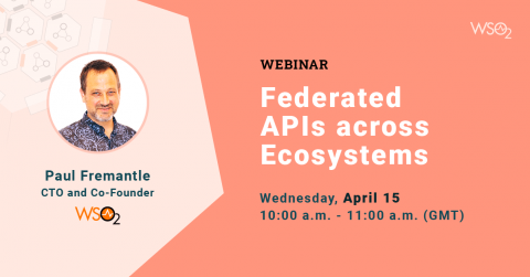 Federated APIs across Ecosystems