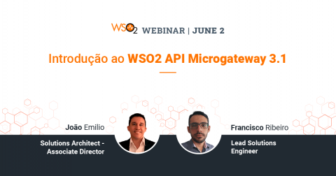 Introdução ao WSO2 API Microgateway 3.1