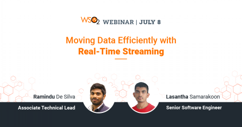 Moving Data Efficiently with Real-Time Streaming