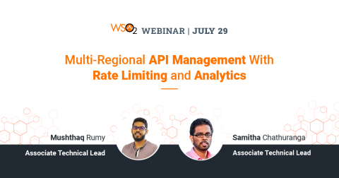 Multi-Regional API Management With Rate Limiting and Analytics