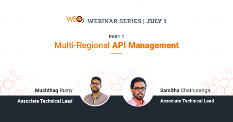 Multi-Regional API Management
