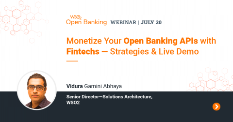 Monetize Your Open Banking APIs with Fintechs—Strategies & Live Demo