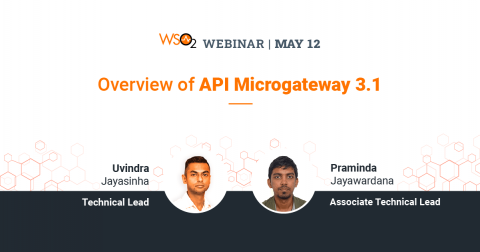 Overview of API Microgateway 3.1