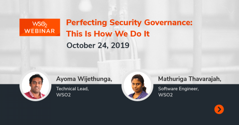 Perfecting Security Governance: This Is How We Do It