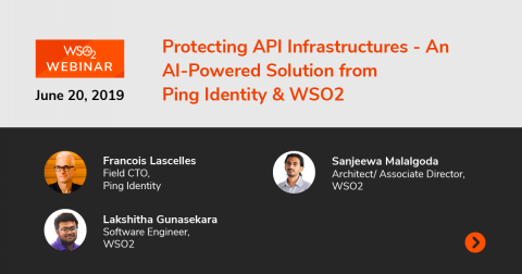 Protecting API Infrastructures - An AI-Powered Solution from Ping Identity & WSO2