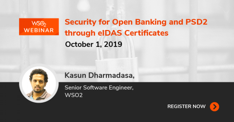 Security for Open Banking and PSD2 through eIDAS Certificates