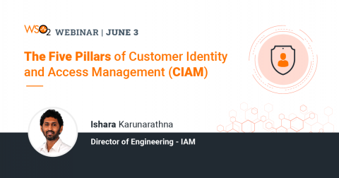 The Five Pillars of Customer Identity and Access Management (CIAM)
