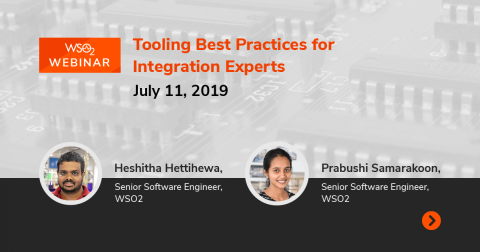 Tooling Best Practices for Integration Experts