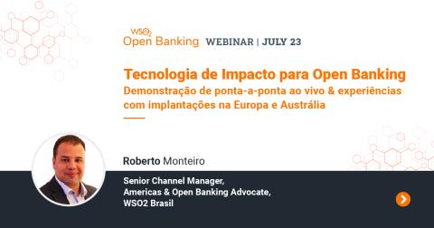 Conformidade & Muito mais - Uma Demo da solução WSO2 Open Banking